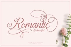 Forever in Love Script Font Product Image 6