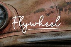 Flywheel Font Swashes Product Image 1