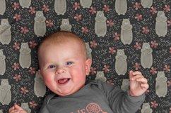 Mockup baby onesie Product Image 5