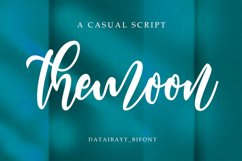 font themoon Product Image 1
