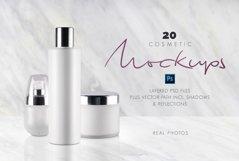 20 Cosmetic Mockups Product Image 1