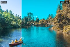 20 Cinematic Orange and Teal LR Presets & Camera Raw Product Image 7