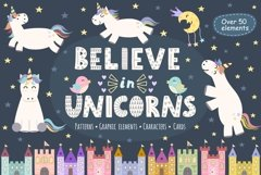 Believe in Unicorns Collection Product Image 1