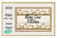 Bless Our Kitchen Product Image 1