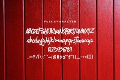 Ristic Script Font Product Image 2