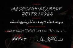 Bad Ride - Handlettering Script Product Image 5