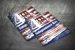 4th JULY FLYER TEMPLATE | Independence Day Template Product Image 3