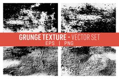 Grunge Textures Vector Pack Product Image 1