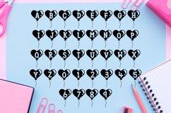 Happy Birthday Font Product Image 2