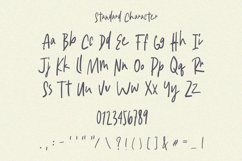 Sweet Handwritten Font - Awesome Sunday Product Image 6