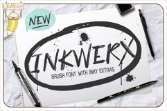 InkWerx Font & Extras Product Image 1