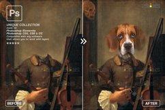 Royal Pet Portrait templates vol.15, Pet Painting Product Image 2