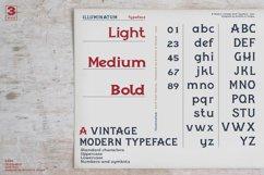 illuminatum - Serif font family Product Image 4