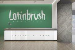 Latinbrush Typeface Product Image 1