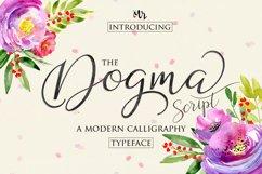 Dogma Script   WEB FONT Product Image 1