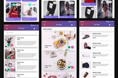 Panda Mobile UI Kit Product Image 14