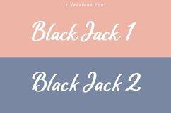 Web Font Black Jack Product Image 4
