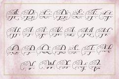 Beautiful Monogram Calligraphy Product Image 4