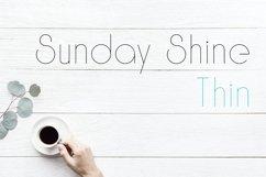 Sunday Shine - Thin Product Image 1