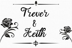 Keith Typeface Product Image 5