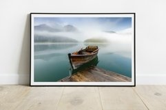 Black Lake - Wall Art - Digital Print Product Image 2