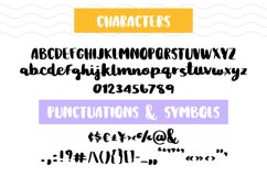 Maaria Handwriting Script Typeface Product Image 2