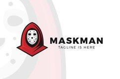 Mask Man Logo Product Image 2