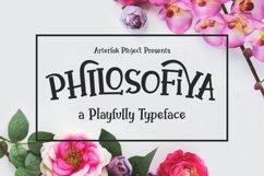 Philosofiya Typeface Product Image 1