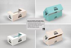 Flip Top Loaf Box Packaging Mockup Product Image 6