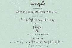 Hermosillo   Monoline Script Product Image 4