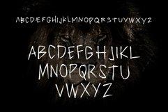 PRIMAL - handwritten brush font Product Image 3