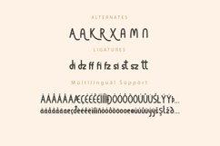 Avotte San Serif Product Image 6
