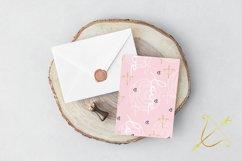 Love Digital Paper.Wedding, Valentines Day Digital Paper Product Image 5