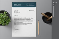 Resume Template - Graphic Designer Product Image 4
