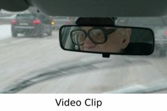 Video: Timelapse of car traveling in urban streets Product Image 1