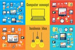 Business Laptop computer concept Product Image 1