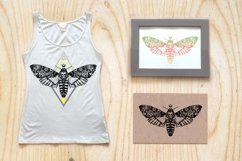 Textured animals in aztec style Product Image 6