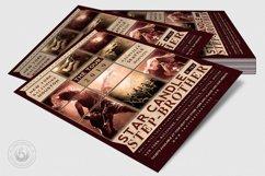 Live Concert Flyer Template V2 Product Image 4