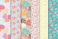 Floral Pattern Bundle - Vectors Product Image 5