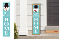 10 Christmas Porch door signs bundle, welcome signs Product Image 2
