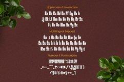Web Font La Salvatrucha Font Product Image 5