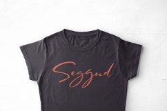 Maffis Handwritten Font Product Image 4