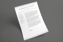 Elegant MS Word Resume  Product Image 5