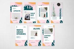 Minimal Abstract Instagram Template Product Image 2