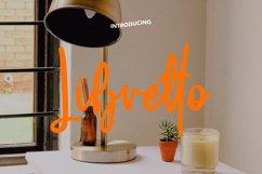 Livertto - Handwritten Font Product Image 1