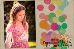 Bokeh Photography Photoshop Brushes Product Image 3