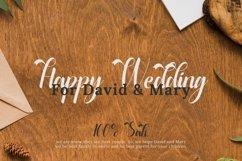 Web Font Sandguard - Script Font Product Image 4