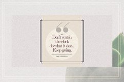 GRUNGE Facebook sale and quote pack Product Image 13