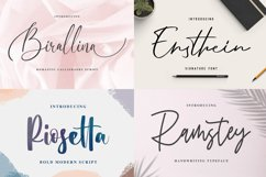 New Year Big Bundle - Crafting Fonts Collection Product Image 3