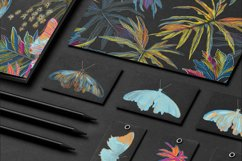 TROPICAL MOTHS patterns Product Image 5